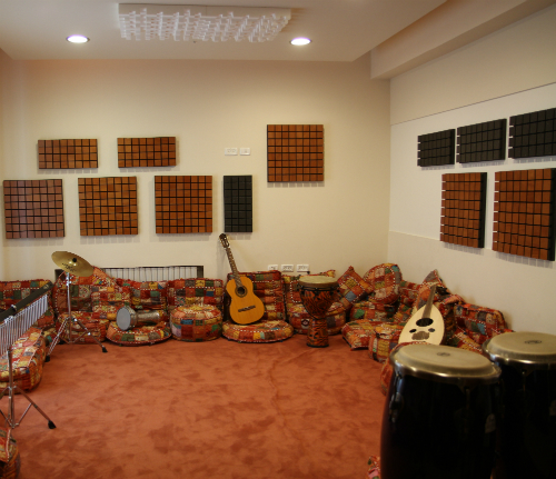 Music Therapy Room2